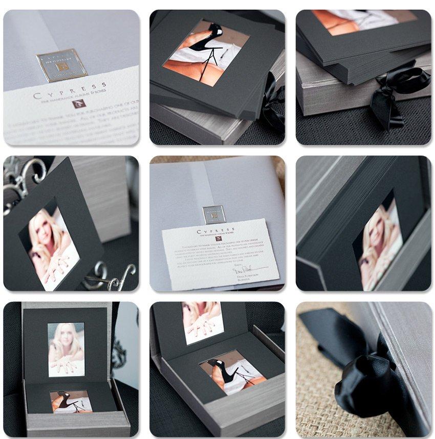 Cypress Presentation Boxes