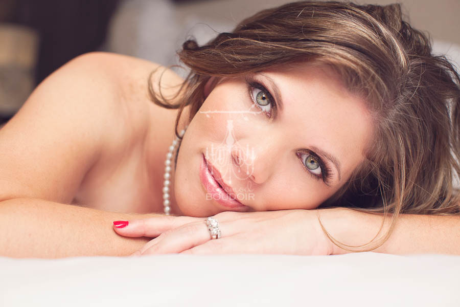lovely expressions pretty eyes boudoir picture