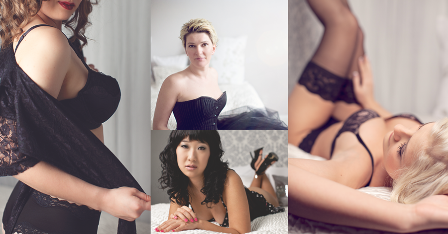 boudoir session grand opening special tulsa