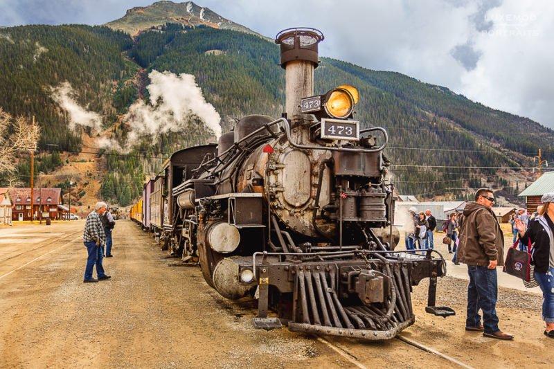 Durango-Silverton Railroad