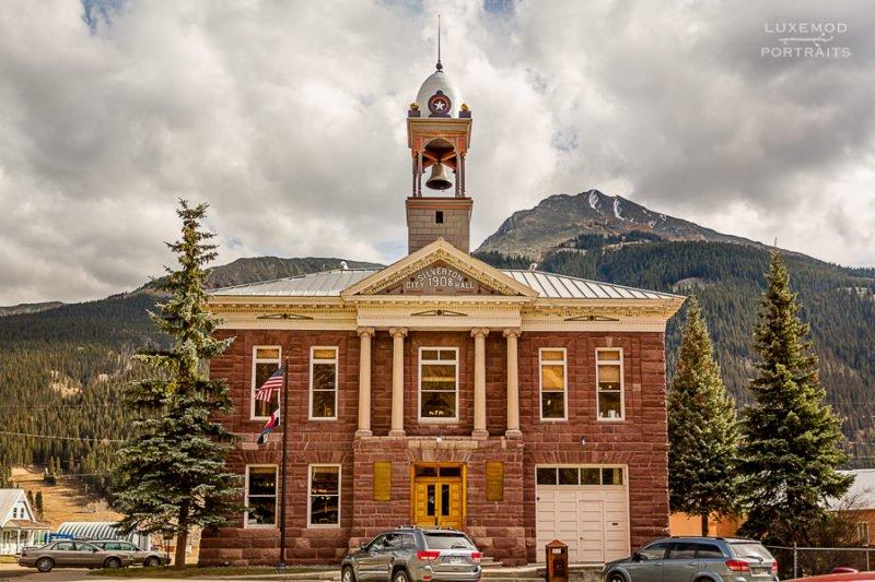 Town Hall Silverton CO