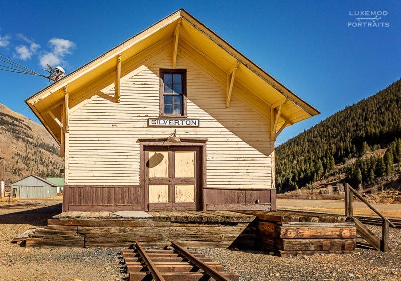 Durango-Silverton Railroad Depot