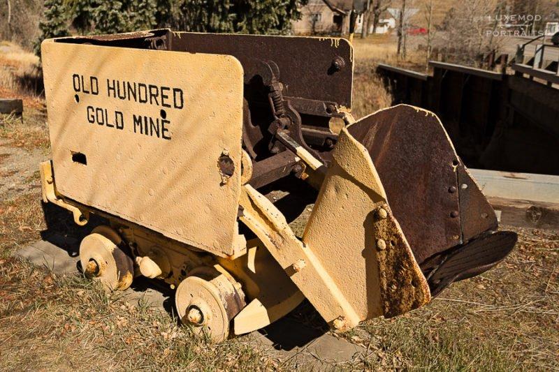 one hundred gold mine