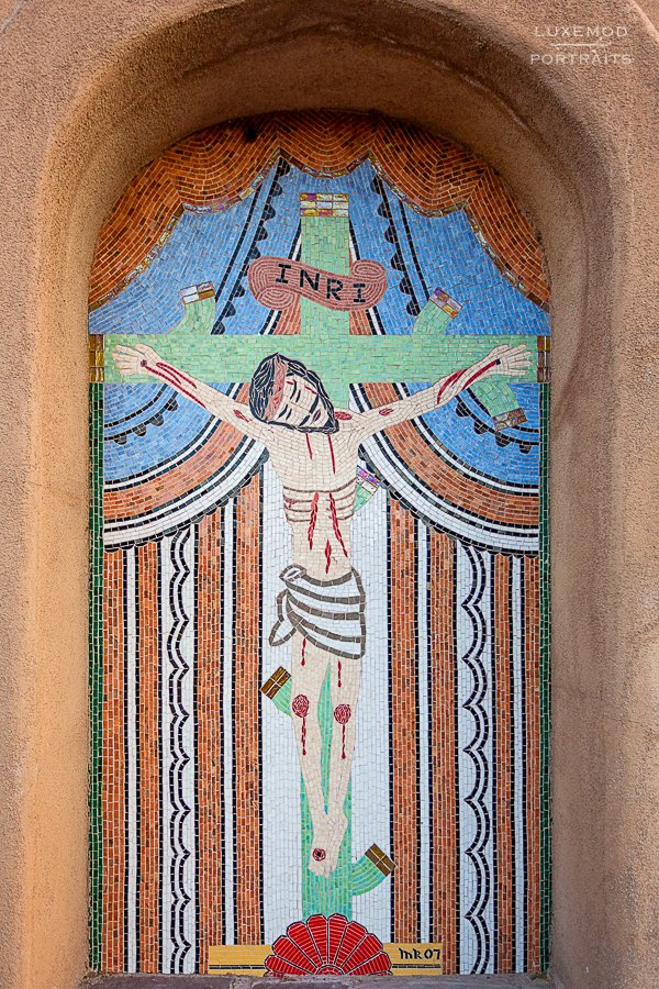 chimayo crucifix art