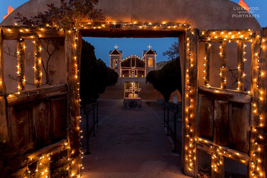 chimayo santuario christmas