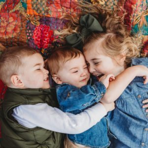 fall sibling tulsa lifestyle family portraits