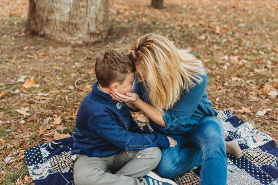 mom and boy lifestyle photography tulsa