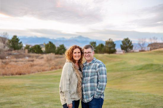 mountain lifestyle family photo session Erie, CO